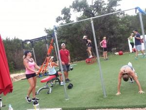 Turf Workout Adults