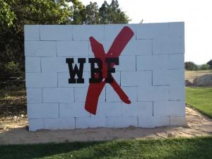 WBFX wall