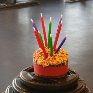 Happy Birthday to WBF