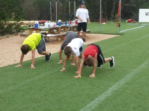Turf Workout youth