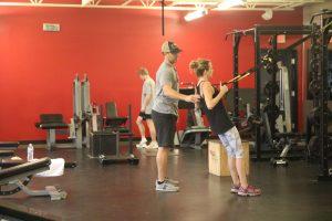 Training with TRX