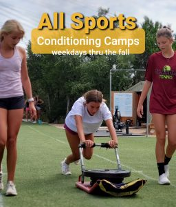 All Sports conditioning Girlpower